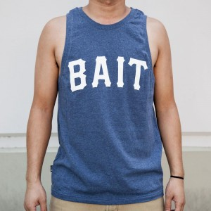 BAIT Men Core Tank Top (blue)