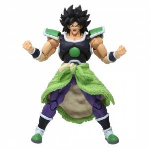Bandai S.H.Figuarts Dragon Ball Super Broly Figure (green)