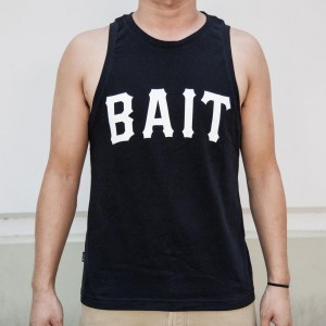 BAIT Men Core Tank Top (black)