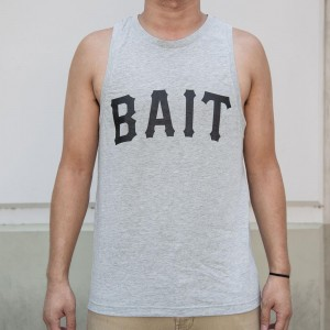 BAIT Men Core Tank Top (gray)