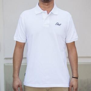 BAIT Men Core Polo Shirt (white)