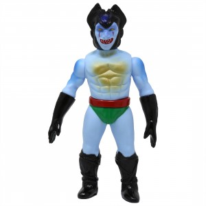 Medicom Devilman Frenzy Blue Sofubi Figure (blue)