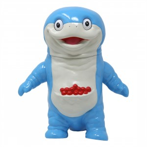 Medicom Coiss The Carp Monster Sofubi Figure (blue)