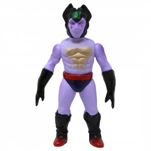 Medicom Devilman Frenzy Purple Sofubi Figure (purple)