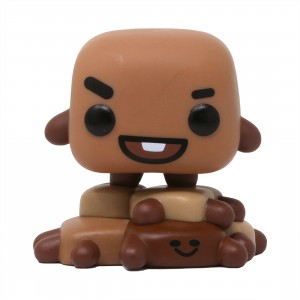 Funko POP Animations BT21 Shooky (brown)