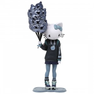 BAIT x Kidrobot Hello Kitty Candie Bolton Figure - Feeling Blue DesignerCon Exclusive (blue)