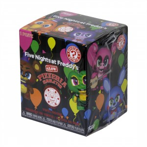 Funko Five Nights At Freddy's Pizza Simulator Glow Mystery Minis Vinyl Figure - 1 Blind Box