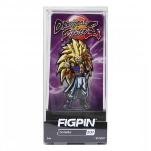 FiGPiN Dragon Ball FighterZ Gotenks #207 (yellow)