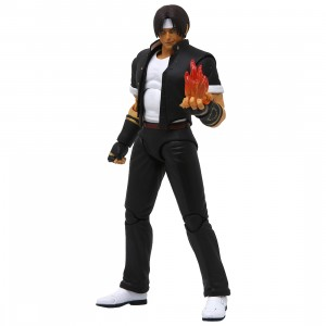 Storm Collectibles King Of Fighters 98 Kyo Kusanagi 1/12 Action Figure (black)