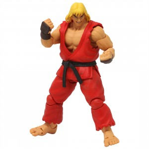 Storm Collectibles Ultra Street Fighter II The Final Challengers Ken 1/12 Action Figure (red)