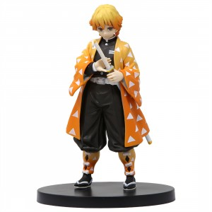 PREORDER - Banpresto Kimetsu no Yaiba Figure Vol. 3 B Zenitsu Agatsuma Figure Re-Run (orange)