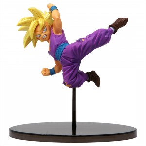 Banpresto Dragon Ball Super Chosenshi Retsuden Vol. 3 Super Saiyan Son Gohan Figure (purple)