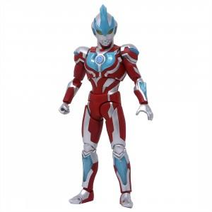 Bandai S.H.Figuarts Ultraman Ginga Figure (silver)