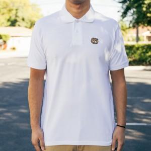 BAIT x TED2 Polo Shirt (white)
