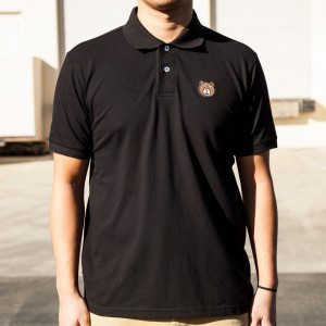 BAIT x TED2 Polo Shirt (black)