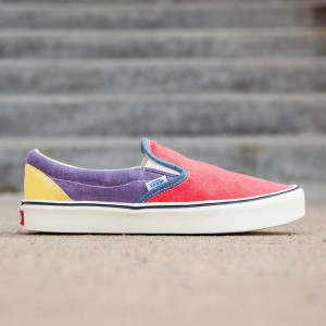 Vans Men Slip-On Lite Plus - Reissue (multi)