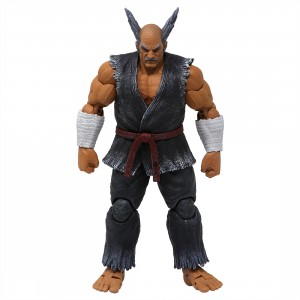 Storm Collectibles Tekken 7 Heihachi Mishima 1/12 Action Figure (blue)