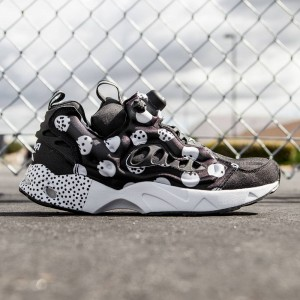 Reebok Men Instapump Fury Road SG (black / white)