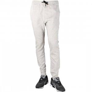 Zanerobe Men Speckle Sureshot Jogger Pants (taupe)
