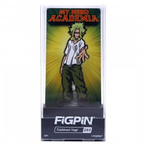 FiGPiN My Hero Academia Toshinori Yagi #283 (white)