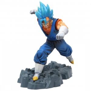 Banpresto Dragon Ball Z Dokkan Battle Collab Super Saiyan Blue Vegetto Figure (blue)