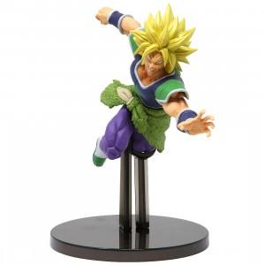 Banpresto Dragon Ball Match Makers Super Saiyan Broly Figure (green)
