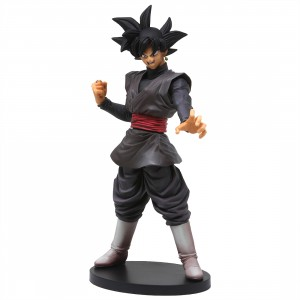Banpresto Dragon Ball Legends Collab Goku Black Figure (black)