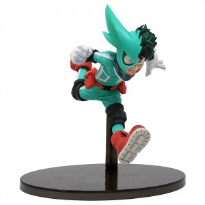 Banpresto My Hero Academia Banpresto Figure Colosseum Vol. 1 Midoriya Izuku Figure (green)