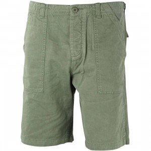 Stussy Men Military Shorts (olive)