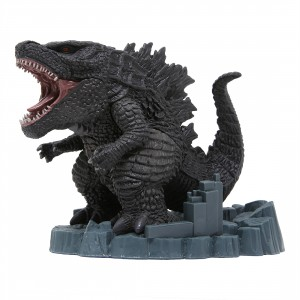 Banpresto Godzilla King of the Monsters Deforume Godzilla 2019 Figure (gray)