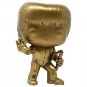 BAIT Exclusive x Funko POP Movies Jumpsuit Bruce Lee (gold)
