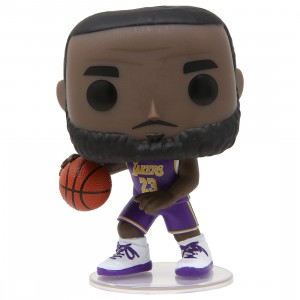 Funko POP Basketball NBA LA Lakers - LeBron James (purple)