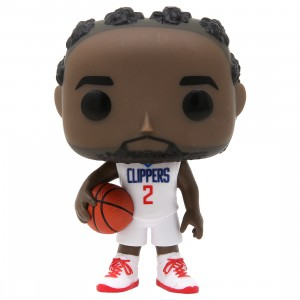 Funko POP Basketball NBA LA Clippers - Kawhi Leonard (white)