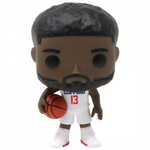 Funko POP Basketball NBA LA Clippers - Paul George (white)