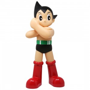 BAIT x Switch Collectibles Astro Boy Mighty Fist Figure (tan / matte color)