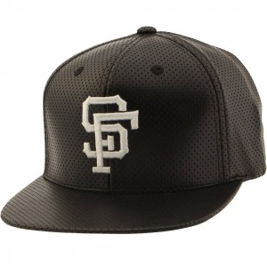 American Needle MLB San Francisco Giants Snapback Cap - Delirious (black)