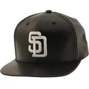 American Needle MLB San Diego Padres Snapback Cap - Delirious (black)