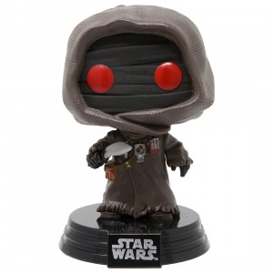 Funko POP Star Wars The Mandalorian -  Offworld Jawa (brown)