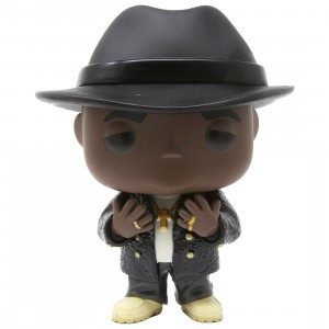 Funko POP Rocks Biggie Notorious B.I.G. (black)