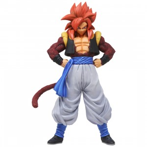Bandai Ichiban Kuji Dragon Ball Super Saiyan 4 Gogeta Figure (red)