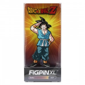 FiGPiN XL Dragon Ball Z Goku #X27 (teal)