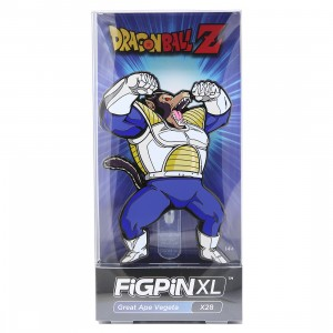 FiGPiN XL Dragon Ball Z Great Ape Vegeta #X28 (blue)