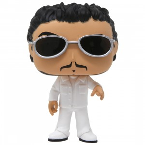 Funko POP Rocks Backstreet Boys AJ McLean (white)