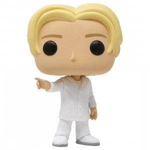 Funko POP Rocks Backstreet Boys Nick Carter (white)