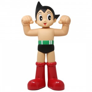 BAIT x Switch Collectibles Astro Boy Flex Atom Figure (tan / matte color)