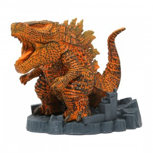 Banpresto Godzilla King Of The Monsters Deformation King Godzilla 2019 Figure (gray)