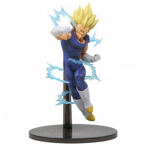 Banpresto Dragon Ball Z Dokkan Battle Collab Majin Vegeta Figure (blue)