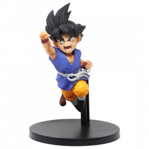 Banpresto Dragon Ball GT Wrath Of The Dragon Son Goku Figure (blue)