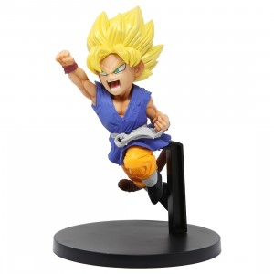 Banpresto Dragon Ball GT Wrath Of The Dragon Super Saiyan Son Goku Figure (yellow)