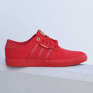 Adidas Skate Men Seeley (red / scarlet)
